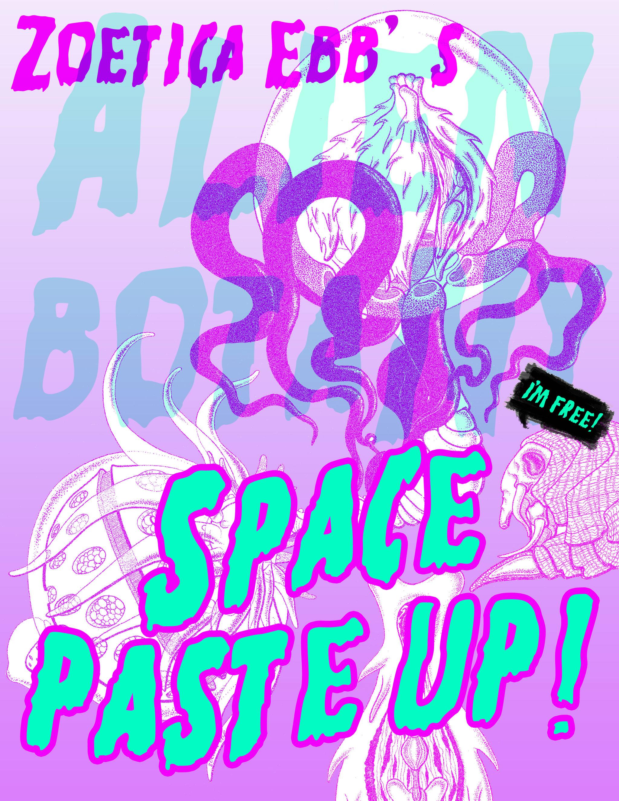 SpacePasteUp